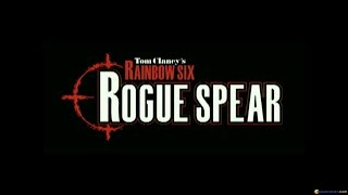Rainbow Six: Rogue Spear gameplay (PC Game, 1999)