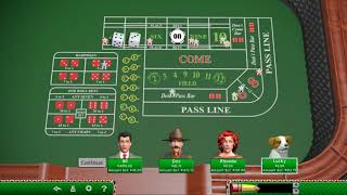 Craps 4 | 9 26 18 | Hoyle Casino Collection