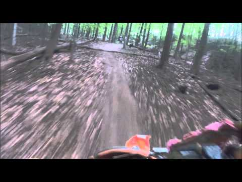 Cayuga County Riders Enduro Section 1