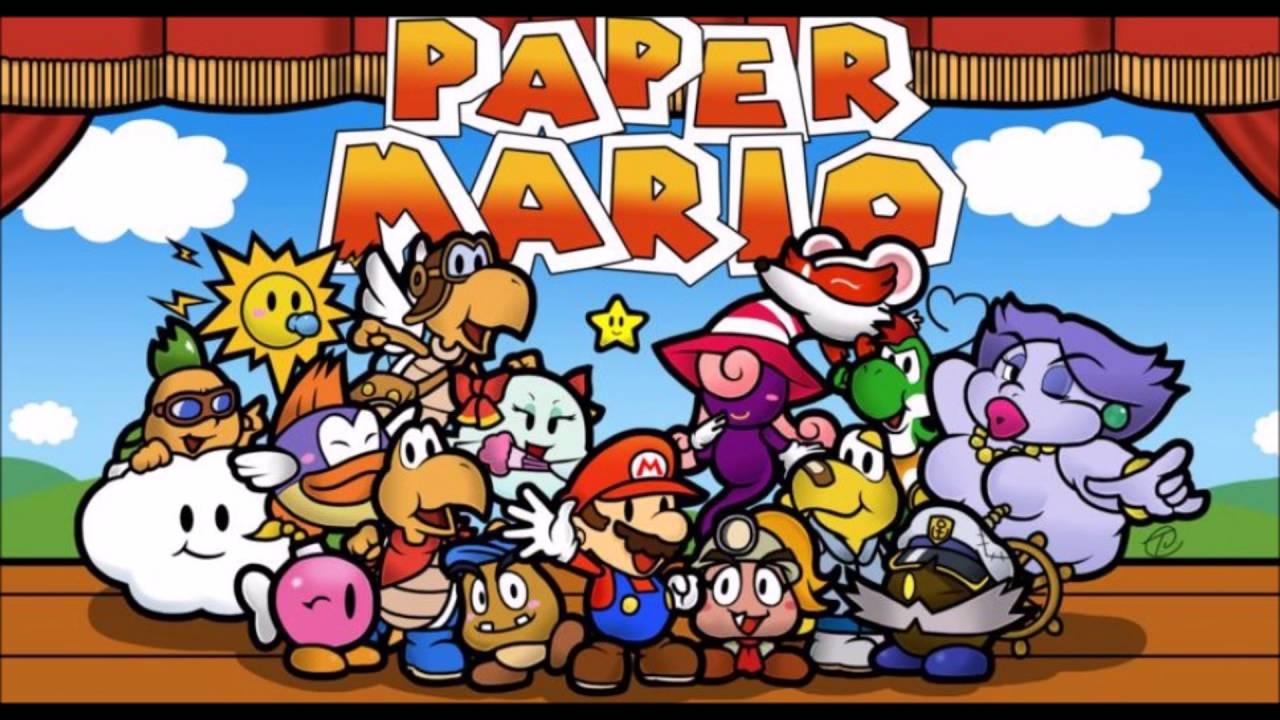 Giant Bombcast 450 Dan S Rant About Paper Mario Color Splash