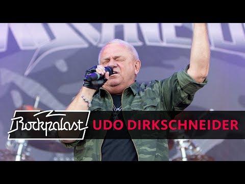 Udo Dirkschneider live | Rockpalast | 2018