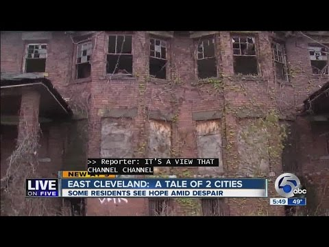 East Cleveland residents open up about life in a decaying city