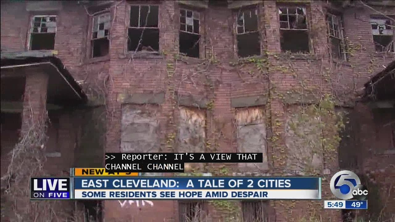East Cleveland residents open up about life in a decaying ...