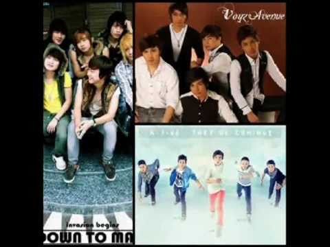 P-POP GROUPS MEMBERS-Pinoy Pop (Philippines)