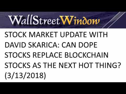 As Blockchain Stock Sector Fades What Will Come Next? (03/13/2018)