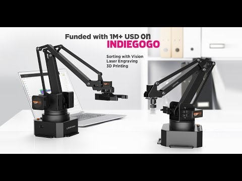 Your desk-top robot arm-uArm Swift and uArm Swift Pro