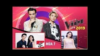 Cái tên nào được các tài năng nhí 'triệu hồi' ngồi ghế nóng The Voice Kids 2019?