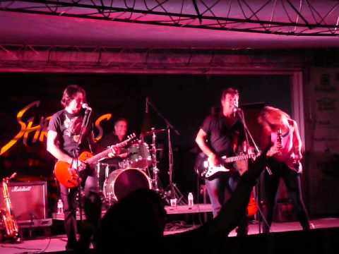 The Shreds play the Joker in Yakima WA July 2013