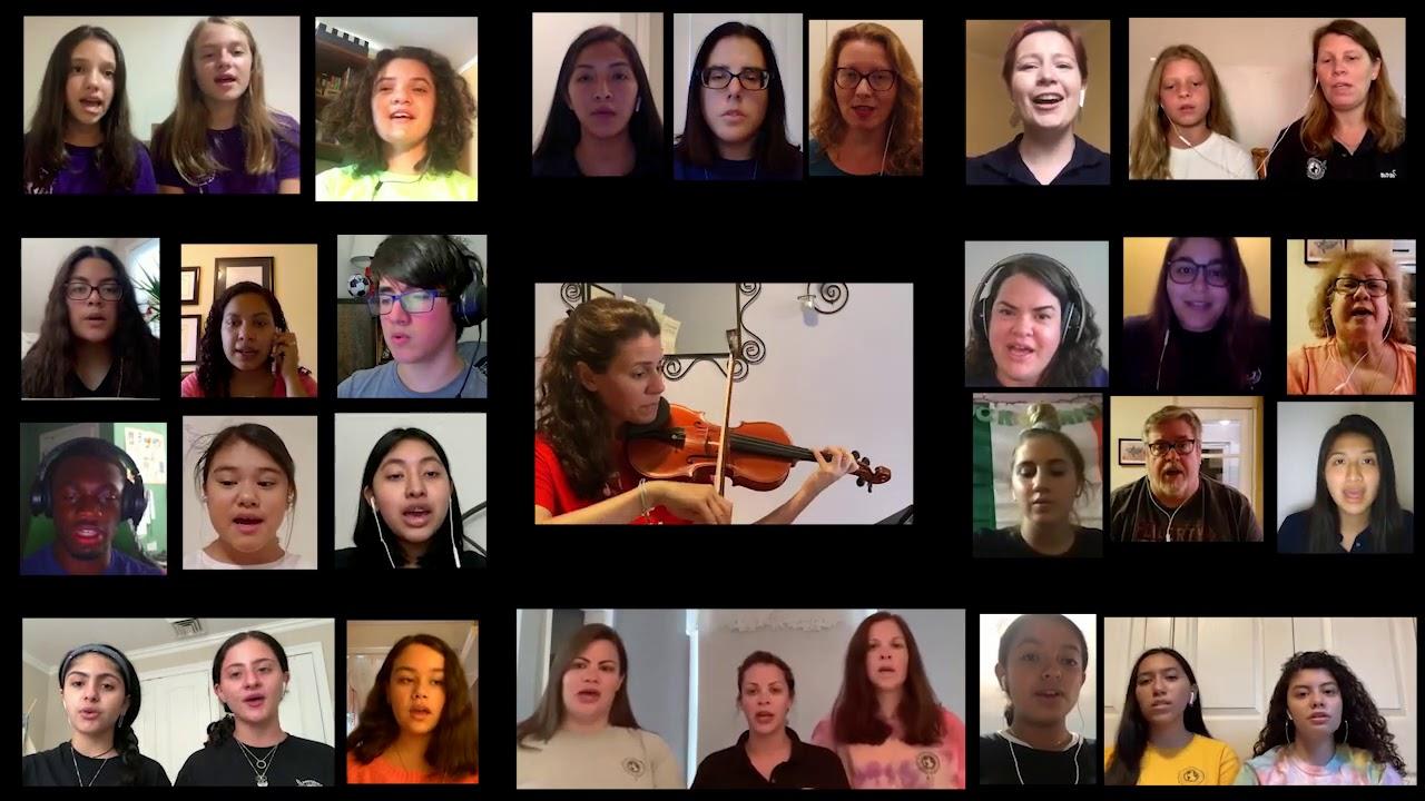 Virtual Choir Camp 2020
