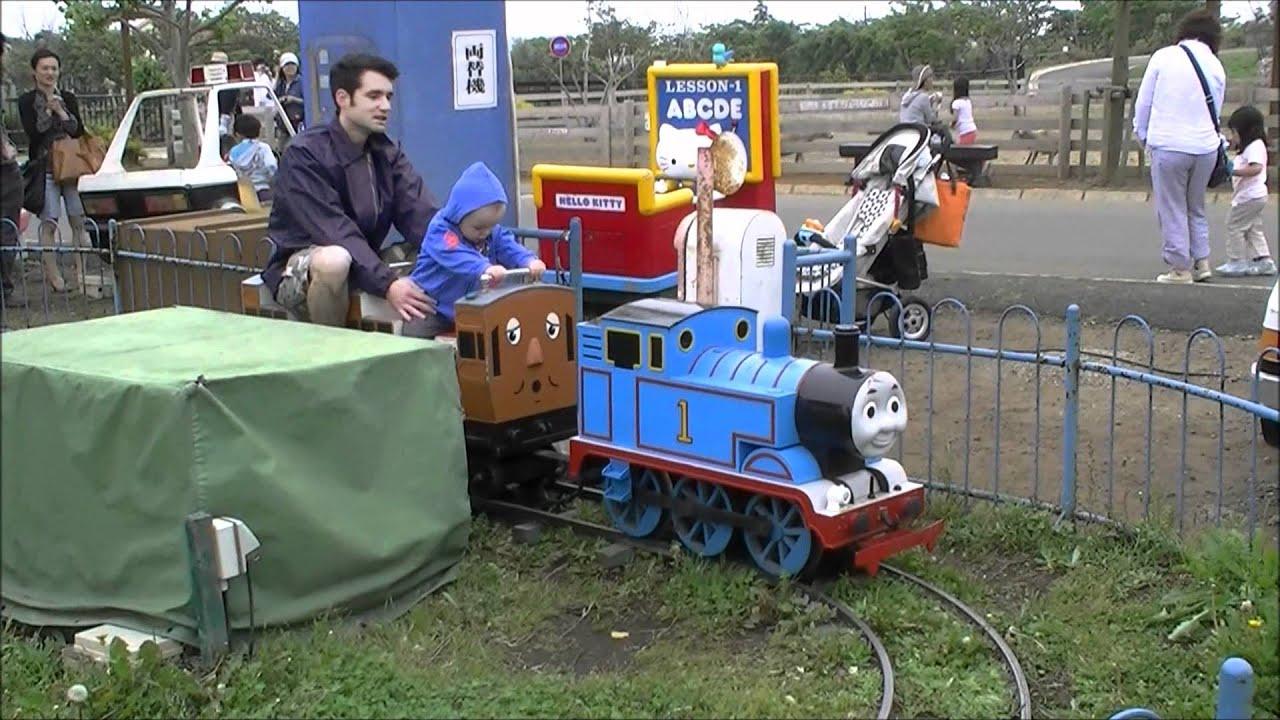 train rides for children aden riding thomas the train