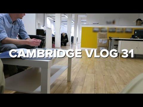 Cambridge Vlog 31 | Business Trip to London