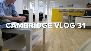 Cambridge Vlog 31 | Business Trip to London