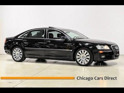 Chicago Cars Direct Reviews Presents A Audi A L L LWB - 2007 audi a8