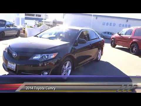 2014 Toyota Camry RIVERSIDE,TEMECULA,SAN BERNARDINO,MORENO VALLEY,FONTANA  713134A