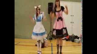 KohiNeko and Hana danced together at Manchester Doki Doki 2013! The...