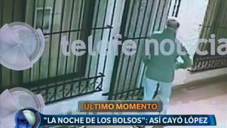 El video de José López en el convento: el accionar de las monjas - Telefe Noticias