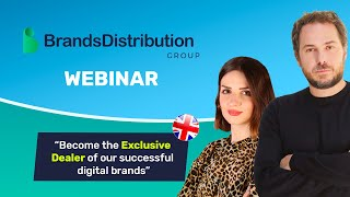 [ENG] Become the Exclusive Dealer of our successful digital brands