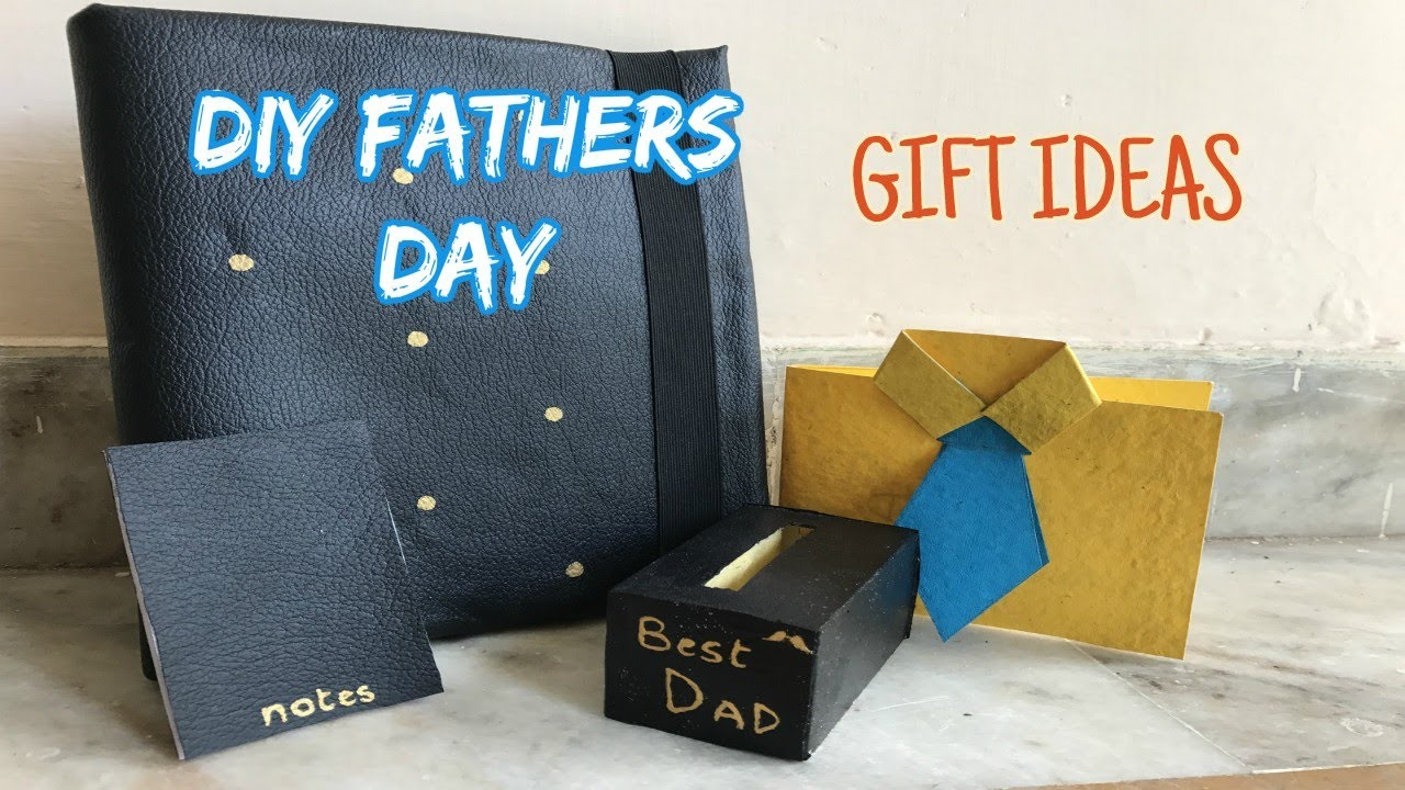 Diy Father S Day Gift Ideas India Youtube