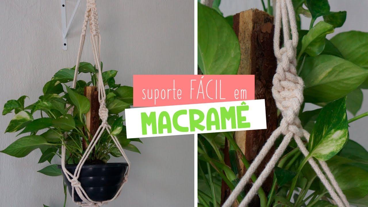 como fazer bolsas de macrame