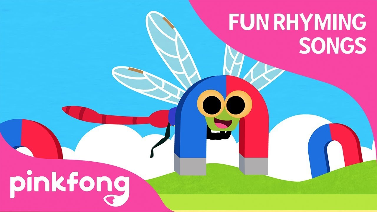 Fun Magnet Song | Fun Rhyming Songs | Pinkfong Songs for Children