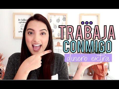 TRABAJA CONMIGO DESDE TU CASA Y GANA DINERO EXTRA (VENTAS) CERRADO  - Tati Uribe