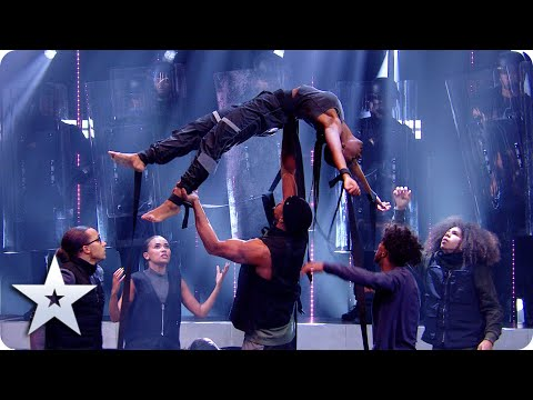 Diversity take to the stage with POWERFUL Black Lives Matter performance | Semi-Finals | BGT 2020