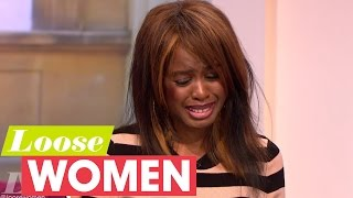 June Sarpong Breaks Down Whilst Discussing Her Brother's Suicide | Loose Women thumbnail