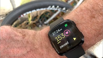 How To Track A Bike Ride With Fitbit