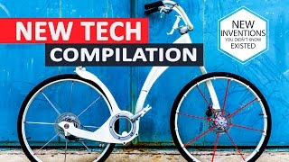 New Tech Inventions Compilation: Top 5 Amazing Inventions That Will Blow Your Pants Off || 2016