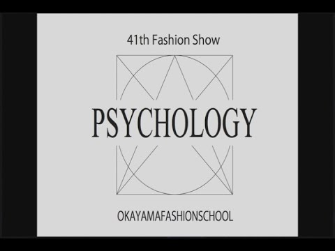 41th O.F.S FASHION SHOW「PSYCHOLOGY」