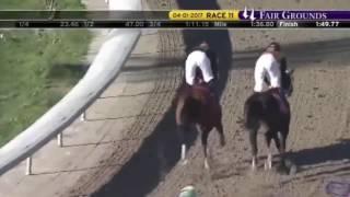 สนาม Fair Grounds รายการ Louisiana Derby - 010460