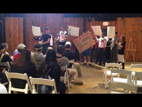 Advocacy Game 2 22 2017 Labor Rights