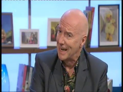 Midge Ure : Saturday show 14th May 2016 - interview ( #2 of 3 )