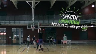 "Smooth Competition by BRISK MATE - ""3v3 Basketball"""