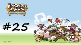 Harvest Moon: Magical Melody ♫ Part 25 ♫ Giving Thanks