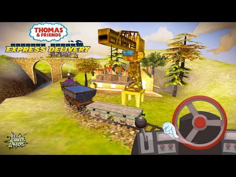 Thomas & Friends: Express Delivery   Transport party fireworks to the castle! By Budge Studios