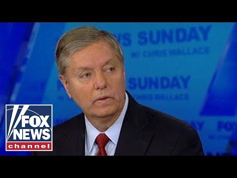 Lindsey Graham praises Trump in death of ISIS leader