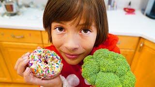 Johny Broccoli Cupcakes
