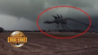 GODZILLA IN REAL LIFE!!!! - real or fake?
