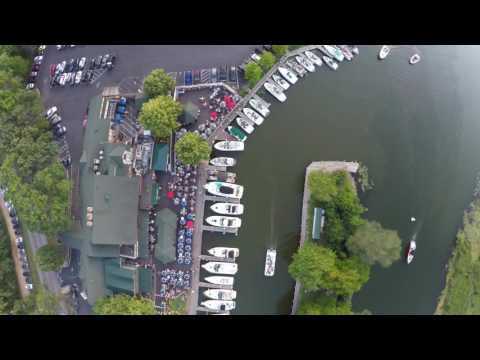 Lord Fletcher's Summertime Aerial Drone Footage Lake Minnetonka