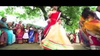 our students in telangana jagruti bathukamma song
