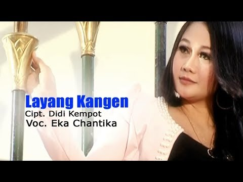 Eka Chantika - Layang Kangen (Official Karaoke Video) #music