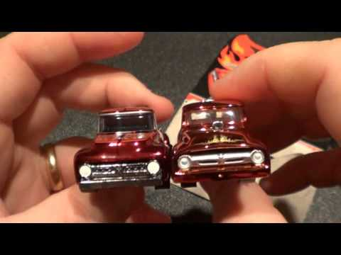 Hot Wheels : HWC Custom '56 F100