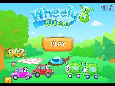 Wheely 8 Aliens (Вилли 8: пришельцы)