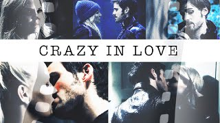 Hook and Emma| Captain Swan| Crazy in Love