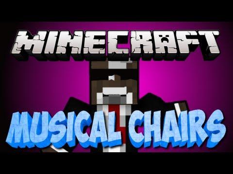 Minecraft 1.6.2 MUSICAL CHAIRS Server Minigame