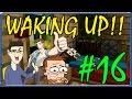 MINECRAFT  WAKING UP!!  LA MORTE DI SURRY !! wSurrealPower & Vegas #16