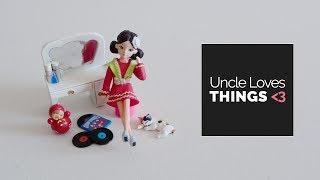Time Slip Glico – Nostalgic 20th Century (2001-2003) Miniature Candy Toys