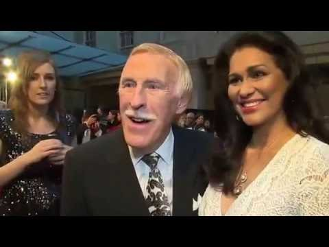 Sir Bruce Forsyth quits show business after 77 years