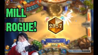 [Disguised Toast] Mill Rogue - Hearthstone Standard Deck